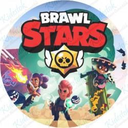 Disque azyme Brawl Stars