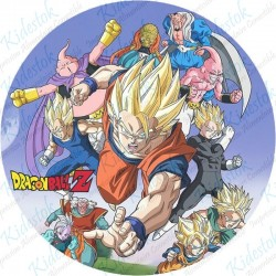 Disque azyme Dragon Ball Z