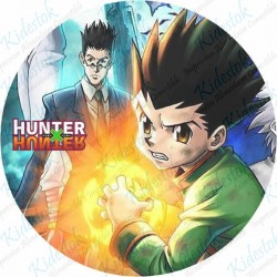 Disque azyme Hunter X Hunter