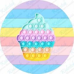 La pâte à sucre FunCakes  de couleur Chair