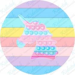 Pâte à sucre FunCakes - 250g - VIOLET