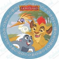 Disque azyme Roi Lion 1
