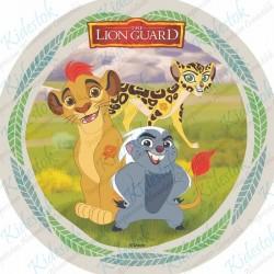 Disque azyme Roi Lion 2