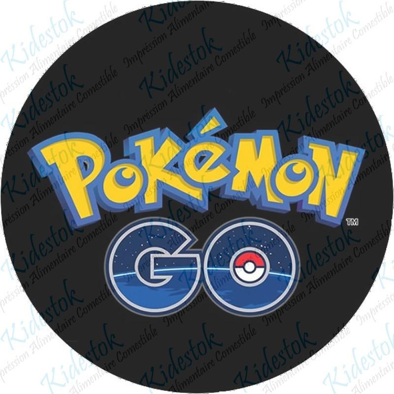 Impression disque azyme Pokémon Go