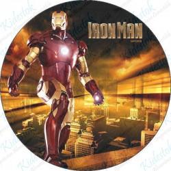 Disque azyme Iron Man