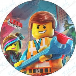 Disque azyme Film Lego Movie