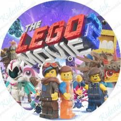 Disque azyme du Film Lego...
