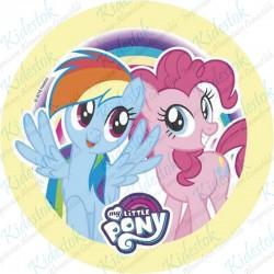 Disque azyme My Little Pony