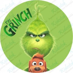Disque azyme The Grinch