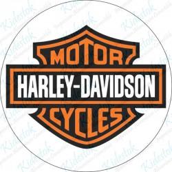 Disque azyme Harley-Davidson