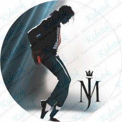 Disque azyme Michael Jackson