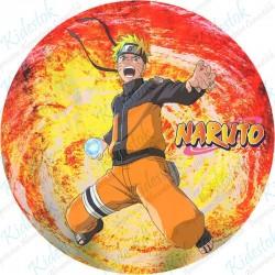 Disque azyme Naruto