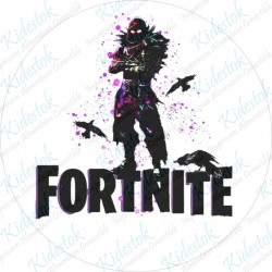 Disque azyme Fortnite Corbeau