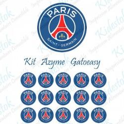 Kit azyme logo du PSG...