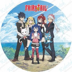 Disque azyme Fairy Tail