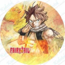 Disque azyme Fairy Tail