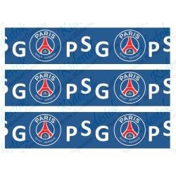 3 Rubans azyme logo du PSG
