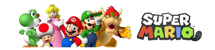 Votre jeu vidéo Mario imprimé sur un disque en azyme, ruban ou cupcake pour un Mario anniversaire!